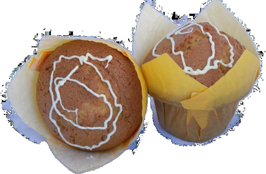 Zitronenmuffins